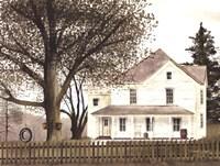 Grandma's House Fine Art Print