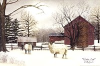 Winter Coat Fine Art Print