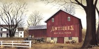 Antique Barn Fine Art Print