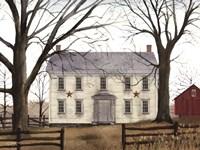 Early American Home Fine Art Print