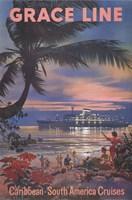 Caribbean Fine Art Print