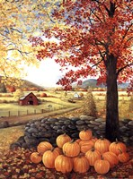 Autumn Splendor Fine Art Print