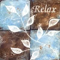 """Relax by Britt Hallowell - 12"""" x 12"""""""