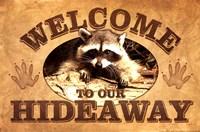 """Our Hideaway by John Jones - 18"""" x 12"""""""