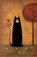 Cat Tails I Fine Art Print