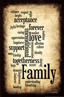 """Family I by Susan Ball - 12"""" x 18"""" - $12.49"""