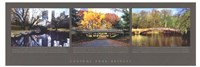 "Central Park Bridges by Phil Maier - 38"" x 12"" - $24.99"