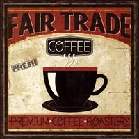 "Coffee Roasters I by Pela Studio - 12"" x 12"", FulcrumGallery.com brand"