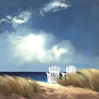"""A Perfect Day by Julia Purinton - 27"""" x 27"""""""