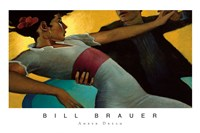 "Amber Dream by Bill Brauer - 36"" x 24"""