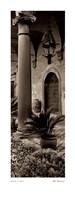 Portico, Umbria Fine Art Print