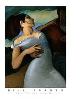 "Last Dance for Me by Bill Brauer - 8"" x 10"" - $11.49"