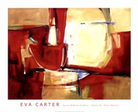 """Red Rock by Eva Carter - 32"""" x 26"""""""