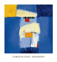 "Rhapsody by Carolyn Cole - 26"" x 28"""