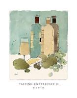 Tasting Experience II Framed Print