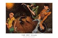 The Get Down Fine Art Print