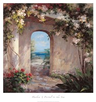 Portal to the Sea Fine Art Print