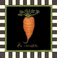 La Carotte Fine Art Print