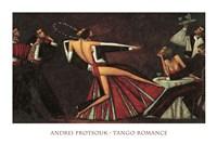 Tango Romance Fine Art Print