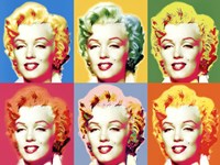 Visions of Marilyn Fine Art Print