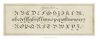 "Manuscript Sampler III by Vision Studio - 12"" x 12"", FulcrumGallery.com brand"