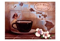 "Kona Hawaii by Theresa Kasun - 19"" x 13"", FulcrumGallery.com brand"