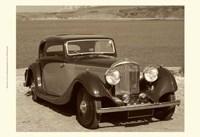 Vintage Cars IV Fine Art Print
