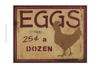 Eggs Fine Art Print