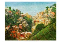 Cinque Terre Fine Art Print