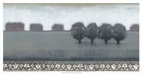 """Smoky Dawn I by Norman Wyatt Jr. - 25"""" x 13"""""""