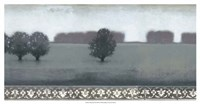"""Smoky Dawn II by Norman Wyatt Jr. - 25"""" x 13"""""""