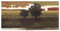 """Panoramic Horizon II by Norman Wyatt Jr. - 25"""" x 13"""""""