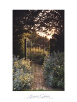 Secret Garden - Old Barkfold, Sussex Fine Art Print
