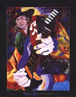 Blues Jam Fine Art Print