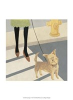 City Dogs I Fine Art Print