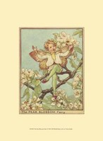 The Pear Blossom Fairy Fine Art Print