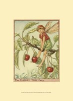 The Cherry Tree Fairy Fine Art Print
