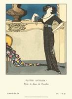Gazette du Bon Ton II Fine Art Print
