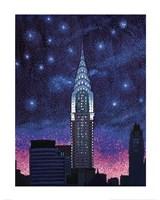 "Chrysler Building by Neil Waldman - 22"" x 28"""