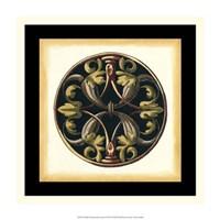 "Small Ornamental Accents I by Vision Studio - 14"" x 14"""