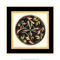 """Small Ornamental Accents III by Vision Studio - 14"""" x 14"""""""