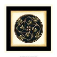 """Small Ornamental Accents VI by Vision Studio - 14"""" x 14"""""""