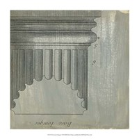 Decorative Elegance VI Fine Art Print