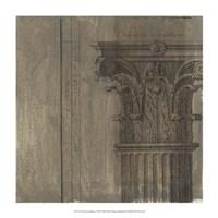 Decorative Elegance VIII Fine Art Print