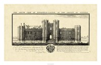 """Vintage Wingfield Castle by Nathanial Buck - 23"""" x 14"""" - $40.49"""