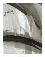 """Ink Abstract II by Ethan Harper - 14"""" x 18"""""""