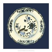 Porcelain Plate IV Framed Print