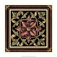 "Decorative Tile Design III by Vision Studio - 17"" x 17"""