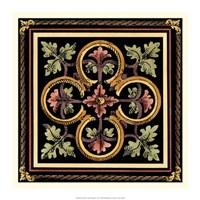 "Decorative Tile Design IV by Vision Studio - 17"" x 17"""