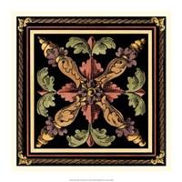"Decorative Tile Design V by Vision Studio - 17"" x 17"""